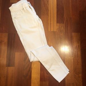 Blank NYC White Jeggings - Size 24